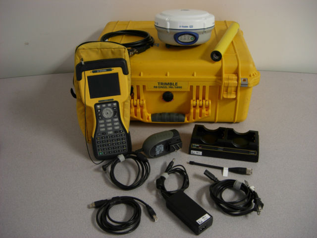 Trimble R6 model 2 GNSS Receiver Total Station - All Surveying