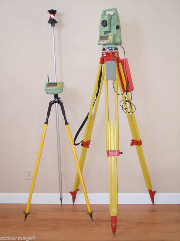 Leica Tcra1103 Reflectorless Robotic Total Station With Rcs1100 All Surveying Leica Total Station Surveying Supplies Surveying Equipments Surveyors Tools Surveying Instuments Construction Tools