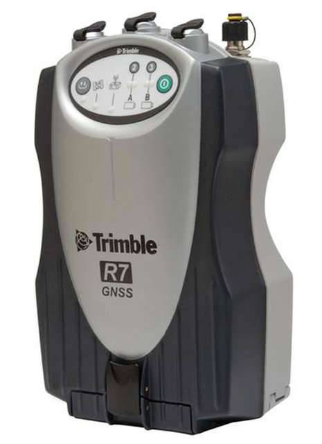 Trimble R7 GNSS RTK Rover W/ Int Radio 450-470MHz - All Surveying